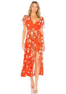 Gorgeous Jess Wrap Dress