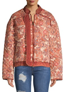 Free People Great Escape Reversible Jacket