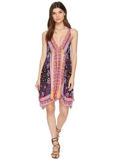 Free People Gypsey Trapeze Slip Dress