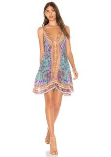 Gypsy Trapeze Slip Dress
