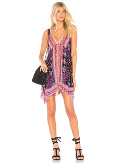 Gypsy Trapeze Slip Dress