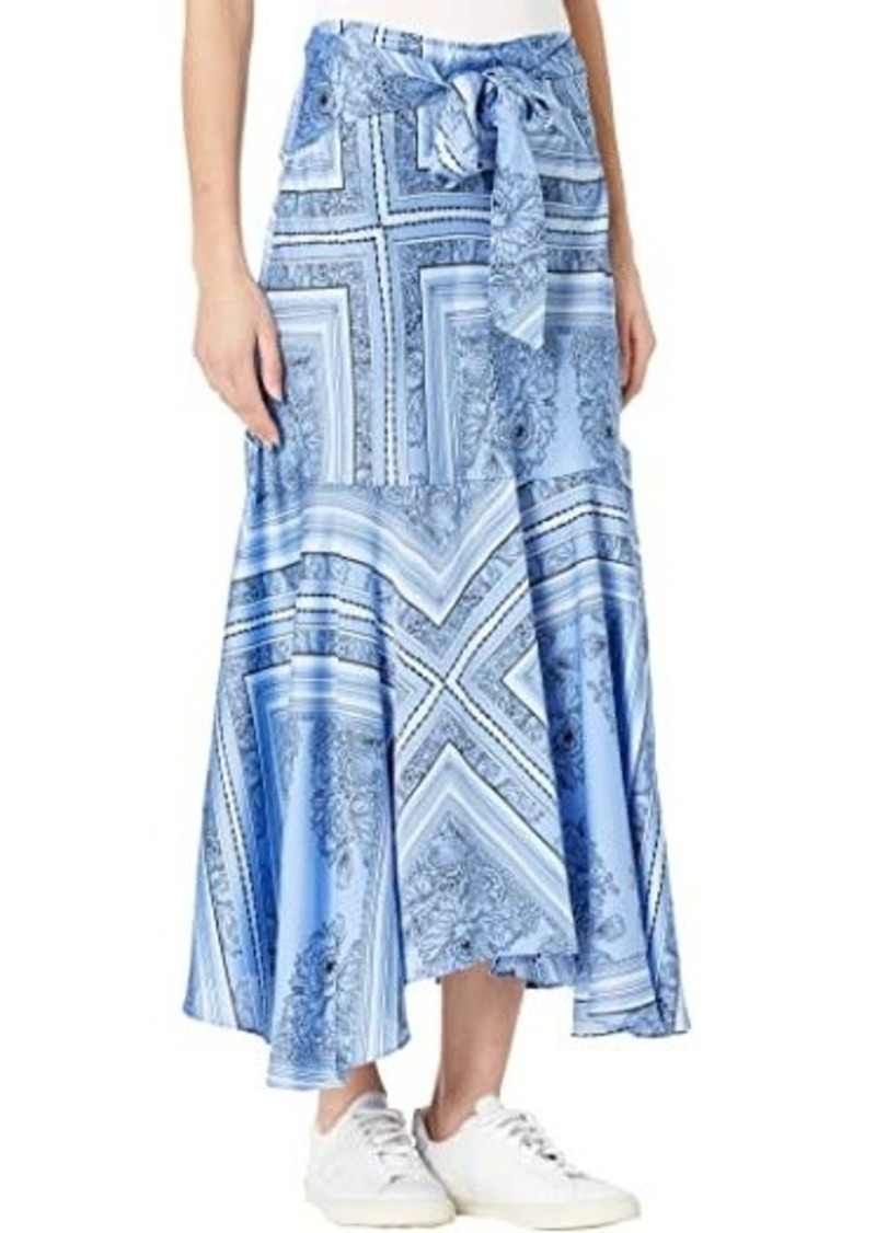 Free People Hampton Wrap Skirt