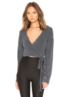 Hang Loose Wrap Jacket
