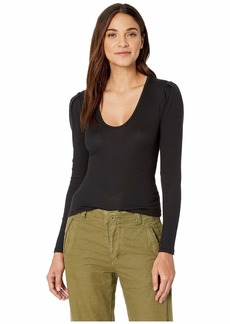 Free People Hey Lady Long Sleeve