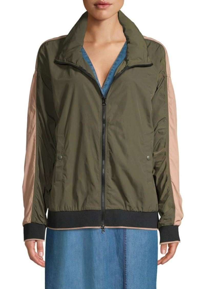 Free People Highline Bomber Jacket