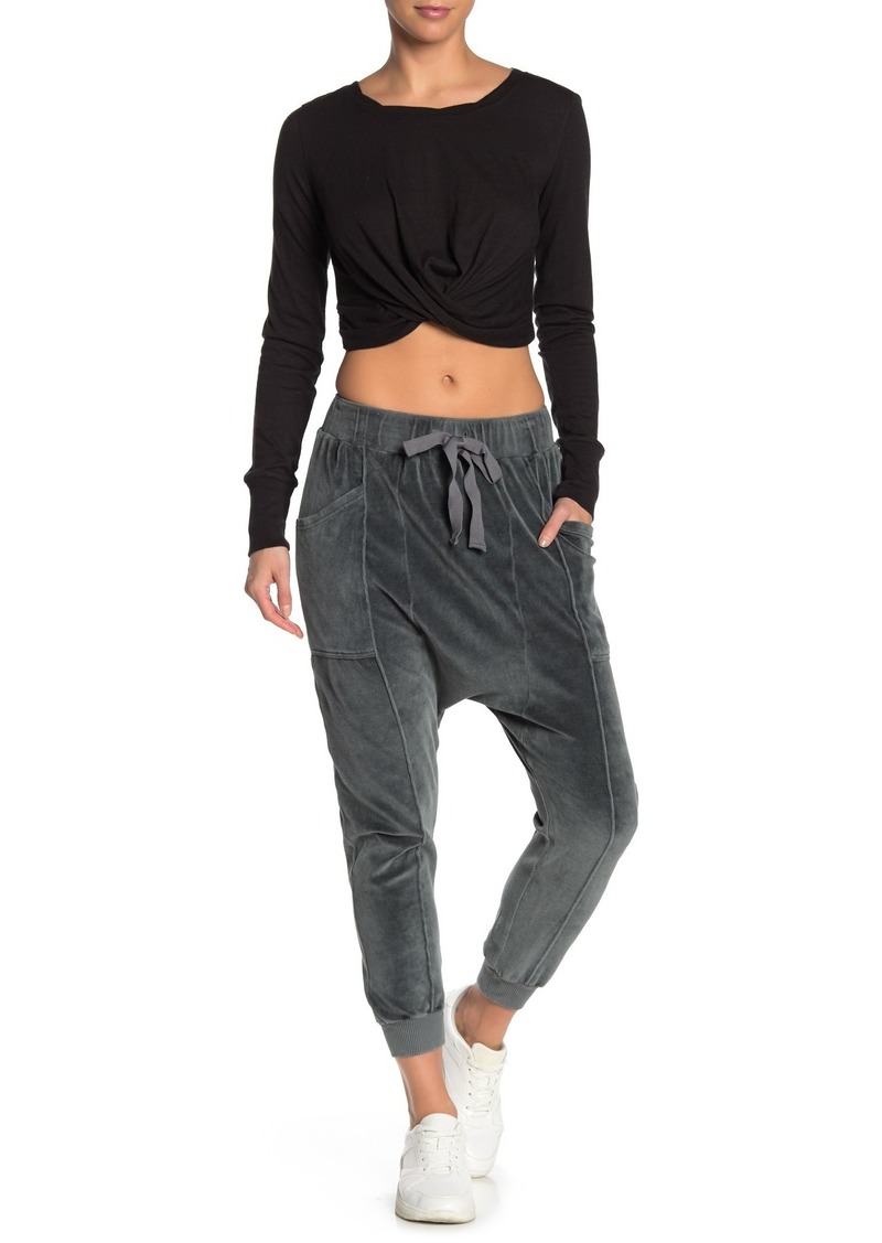 Free People In The Slick Of It Harem Pants