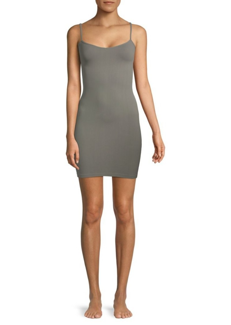 afaf8142df9550 On Sale today! Free People Intimately Seamless Fitted Dress