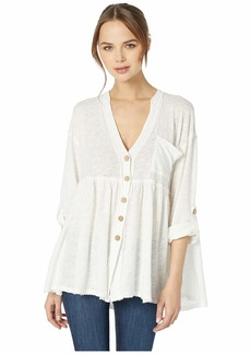 Free People Jolin Long Sleeve