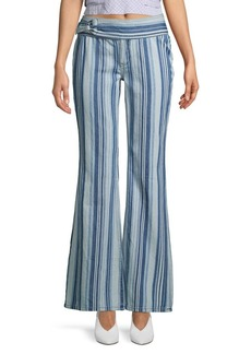 Free People Journey Flare Jeans