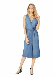 Free People Keeping My Cool Denim Dress