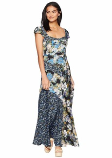 Free People La Fluer Maxi Dress