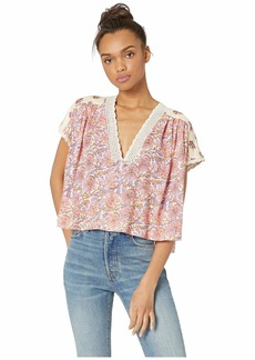 Free People Leilani Tee