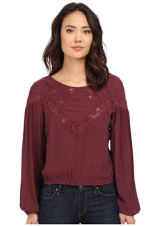 Free People Lessons of Love Top