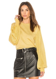 Free People Let It Shine Pullover Sweater