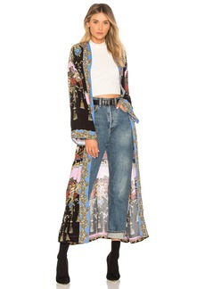 Free People Let's Dance Robe