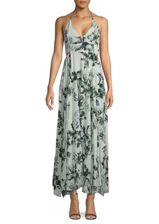 Free People Lillie Printed Maxi Dress