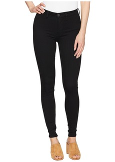 Free People Long and Lean Jeans in Black