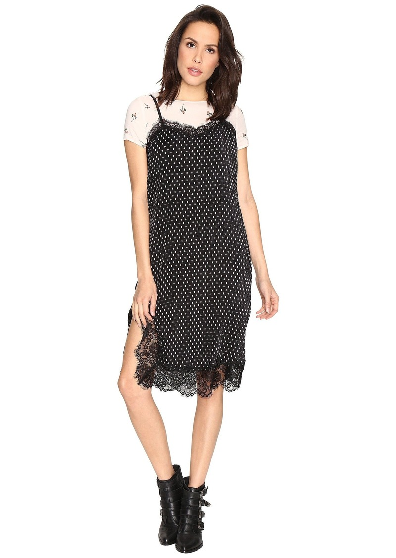 783605f668df SALE! Free People Margot Twofer Slip Dress