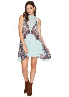 Free People Marsha Printed Slip Dress