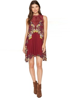 Free People Marsha Printed Slip Dress