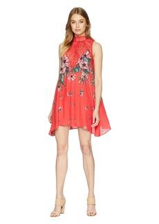 9033e8cfd610c Free People Marsha Printed Slip Dress
