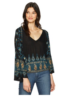 Free People Medallion Top