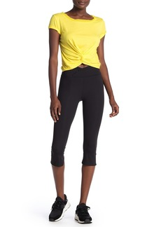 Free People Mid-Rise Solid Leggings