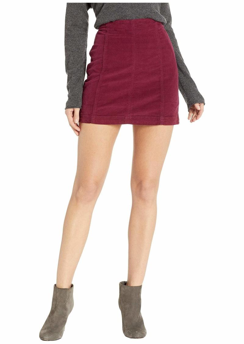 def7f0a8e4 Free People Mini Modern Femme Cord | Skirts