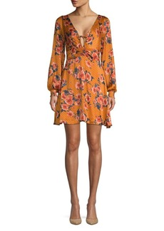Free People Morning Light Mini Dress
