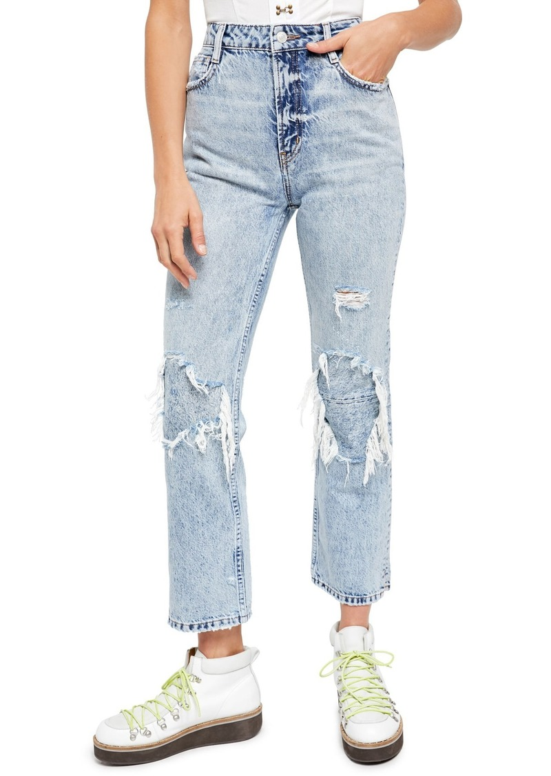 Free People My Own Lane Jeans
