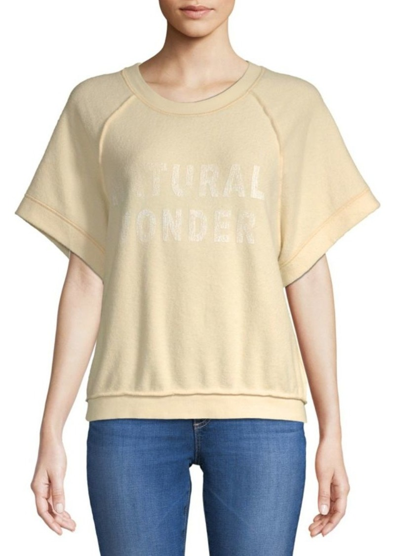 Free People Natural Wonder Top