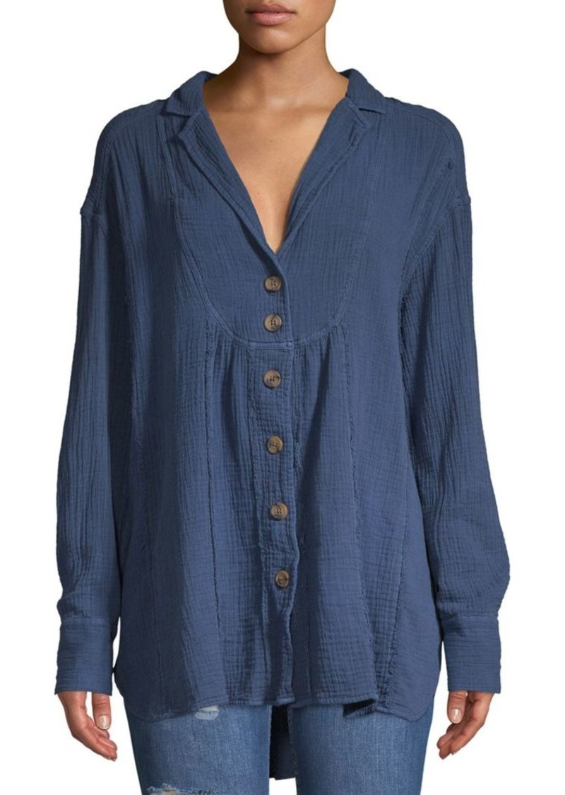 Free People All About The Feels Shirt