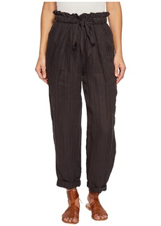 Free People Only Over You Linen Pants