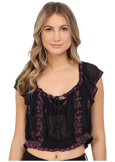 Free People Paisley Park Top
