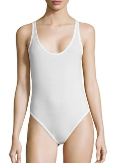 Free People Ribbed Bodysuit