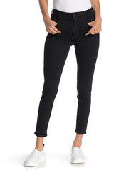 Free People Riley Seamed Skinny Jeans