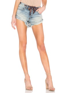 Sashed Relaxed Short