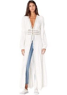 Free People Shady Palm Maxi Top