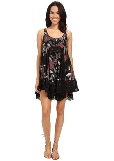 Free People She Swings Slip Viscose Voile