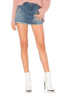 Shine Bright Shine Far Mini Skirt