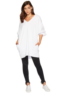 Free People Sleevin Around Tunic