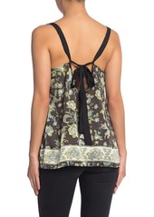 Free People Solstice Floral Camisole