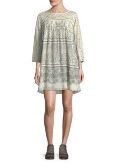 Free People Sun Daze Printed Dress