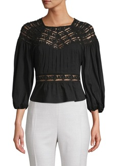 Free People Sweet Mornings Top