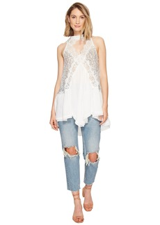 Free People Tell Tale Heart Sleeveless Top