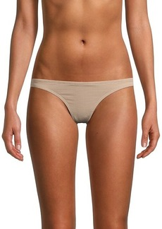 Free People Textured Bikini Bottom