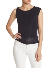 Free People That Girl Twist Knit Top