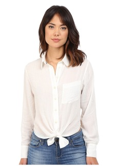 Free People That's A Wrap Shirt