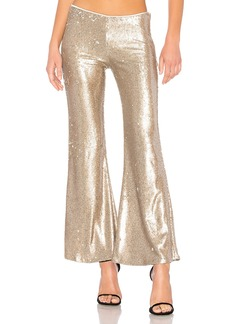 The Minx Sequin Flare Pant