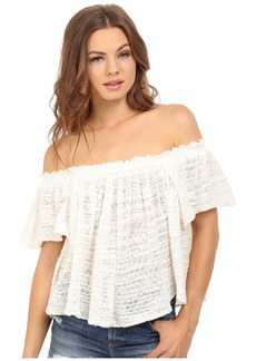 Free People Thrills and Frills Sweater